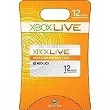 Xbox 360 - Live Gold 12 Monate