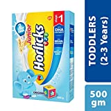 Junior Horlicks Stage 1 (2-3 years) Health and Nutrition drink - 500 g Refill pack (Original flavor)