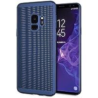 74e88d352fb Olixar Funda Samsung Galaxy S9 - Disipación de Calor/Patrón De Malla  Perforada - Ultradelgado