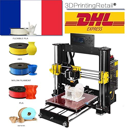 Impresora 3D Abcs Printing A8 Prusa I3 Pro B Kit