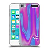 Head Case Designs Official Cosmopolitan Pink Blue Iridescence Soft Gel Case for Apple iPod Touch 6G 6th Gen