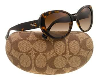 COACH Sunglasses HC 8049 500113 Tortoise 54MM