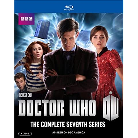 Doctor Who: Series Seven - Complete Series