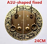 XOYOYO 140mm -280mm Chinois Antique Meubles cuivre Accessoires Armoire Porte...