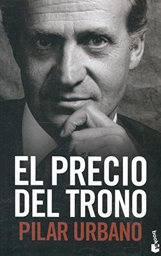 El precio del trono (Booket Logista) por Pilar Urbano