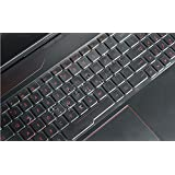 "CaseBuy Ultra Thin Keyboard Cover for ASUS ROG Strix GL553 GL553VD GL553VE 15.6"" Gaming Laptop"