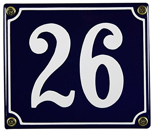 fastgame-plaque-email-resistant-aux-intemperies-bleu-12-x-14-cm-26-numero-emailleschild-livraison-im