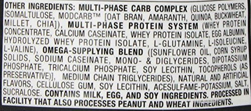 Muscletech Mass-Tech - Vanilla, 1er Pack (1 x 3.2 kg) - 3