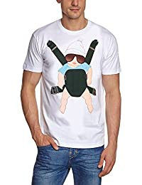 Coole-Fun-T-Shirts Herren T-Shirt Hangover
