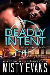 Deadly Intent (A SCVC Taskforce Romantic Suspense Book 4) (English Edition)