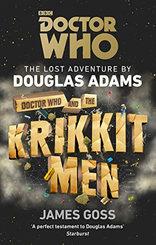 Doctor Who and the Krikkitmen (English Edition)