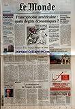Telecharger Livres MONDE LE No 18063 du 20 02 2003 EN ILE DE FRANCE ADEN TOUT LE CINEMA SELECTION DE SORTIES PROCHE ORIENT RAID ISRAELIEN A GAZA 11 MORTS ET DEBATS SANTE DE MOINS EN MOINS DE PETITES MATERNITES CHEMINS DE FER DES USAGERS LUTTENT CONTRE LES FERMETURES DE LIGNES MEDIAS LES RAISONS DE LA GREVE A FRANCE INFO COUPE DE L AMERICA SETE SUR LES RANGS POUR LA FINALE 2006 CINEMA UN NOUVEAU COMPLEXE DE 14 SALLES A PARIS FRANCOPHOBIE AMERICAINE QUELS DEGATS ECONOM (PDF,EPUB,MOBI) gratuits en Francaise