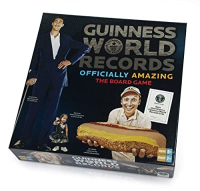 Jeu de Société Guinness World Records