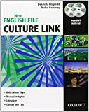 New English File Culture Link Workbook CD and DVD Pack (Italy UK & Switzerland) by Donatella Fitzgerald (27-Jan-2011) Paperback