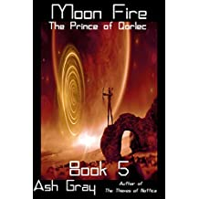 Moon Fire (The Prince of Qorlec)