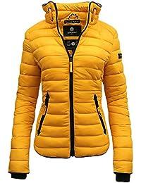Suchergebnis auf Amazon.de für: steppjacke damen gelb