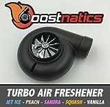 boostnatics Spinning Turbo Lufterfrischer–Squash (schwarz)