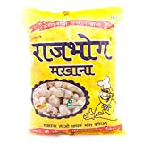 #5: Rajbhog 250g x 2 Regular Lotus Seeds Pop /Gorgon Nut Puffed Kernel (Makhana) 500 gm Pack of 2