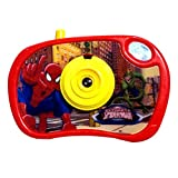 ISRE 2 in 1 Projector and Camera cartoon character (RED)