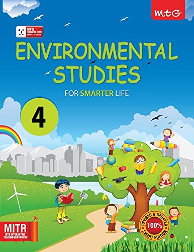 Class 4: Environmental Studies for Smarter Life-4