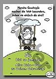 44 - Geburtstagskarte – Geschöpfe - Postkarte von Sheepworld