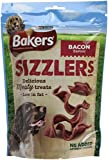 Best Dog Snacks - Bakers Sizzlers Dog Treats Bacon 120g - Case Review