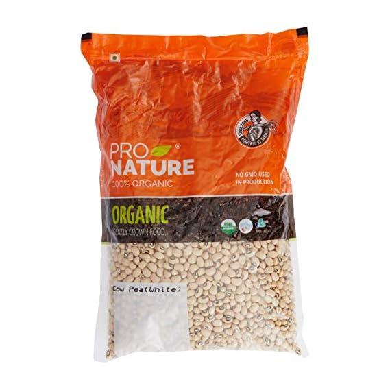 Pro Nature 100% Organic Cow Pea White 1kg