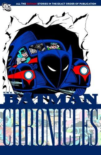 The Batman Chronicles (11)