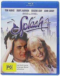 Splash [Blu-ray] [Import anglais]