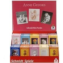 Schmidt Spiele–Anne geddes, 54pezzi Mini Puzzle