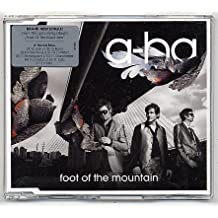 Foot Of The Mountain - GERMAN CD Single