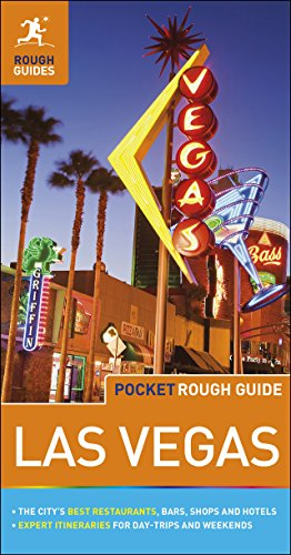 Pocket Rough Guide Las Vegas (Travel Guide eBook) (Pocket Rough Guides) (English Edition) (Rough Los Guide Angeles To)