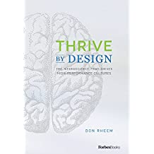 THRIVE BY DESIGN