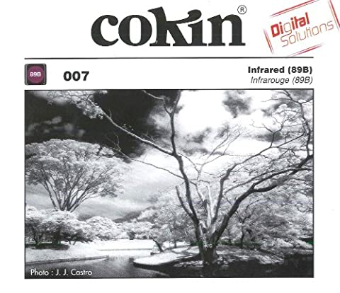 Cokin A007 Filtre carré infrarouge 720 (89B) (Import Royaume Uni)