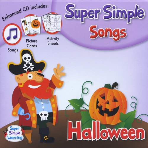 (Super Simple Songs-Halloween)