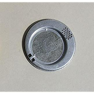 Lega Round Bee Escape ø11,5cm Made of Galvanised Inktem Plate with Two Outputs 7