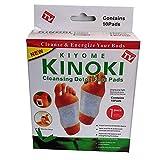 St@llion Cleaning Kinoki Detox - Parche para desintoxicación de pies, máscara para pelar hallux valgus spa, ion turmalina, masajeador, hierbas