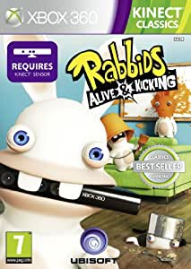 Rabbids: Alive and Kicking - Kinect Required (Xbox 360)