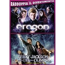 eragon + percy jackson e gli dei dell'olimpo (2 dvd) box set