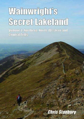 Wainwright's Secret Lakeland by Chris Stanbury (2012-04-30)
