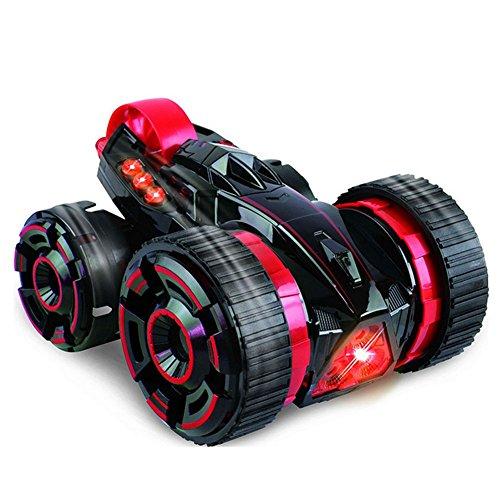 Teckey Comtrol remoto eléctrico 4 canales y 5 rueda del coche del truco Juguetes de los niños de coches de control remoto Coche de control remoto de