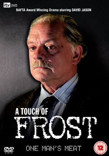 A Touch Of Frost: One Man's Meat [DVD] for sale  Delivered anywhere in UK