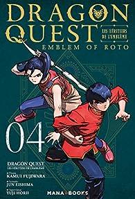 Dragon Quest - Les Héritiers de l'Emblème, tome 4 par Kamui Fujiwara