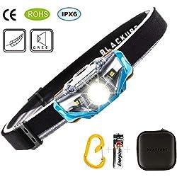Blackube Linterna Frontal LED