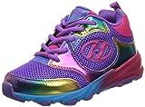 HEELYS RACE Schuh 2015 purple/rainbow, 38