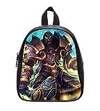 Paladin World of Warcraft Custom Schule Tasche Rucksack L