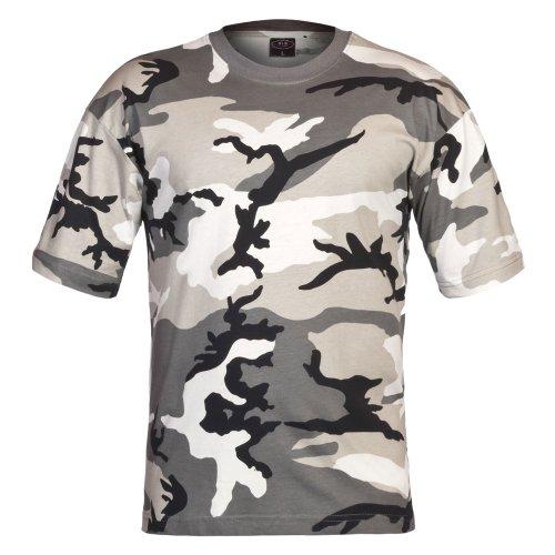 US T-Shirt, halbarm 170 g/m² Urban
