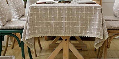 WFLJL WFLJL WFLJL tovaglia cotone e il lino stile giapponese piccola fresco tavolino da caffè Rural Coloreeee solido rettangolo ispessimento Kaki 140190cm B078GNQS9V Parent | Rifornimento Sufficiente  | Raccomandazione popolare  | Nuovo  c7c3ee