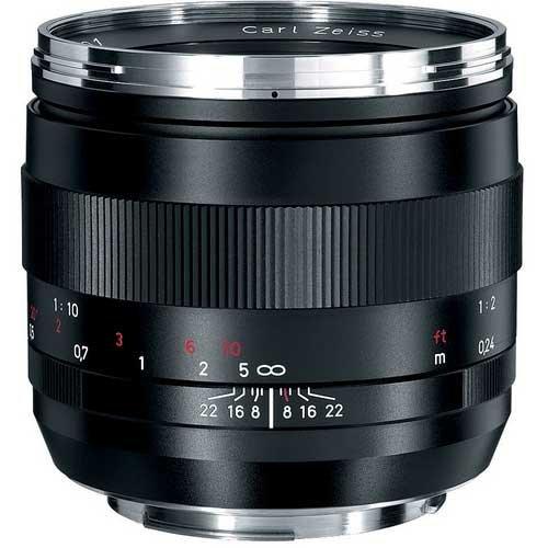 nar T* 2 / 50 ZE Objektiv ( Canon EF / EF-S-Anschluss ) (Kamera-objektiv Von Carl Zeiss)