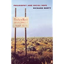 Philosophy and Social Hope